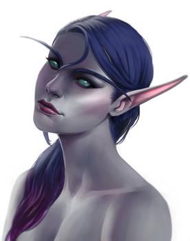 CM : Another Ren'dorei Elf