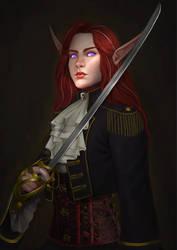 CM : Ryssa Ravensdawn by Aranggi