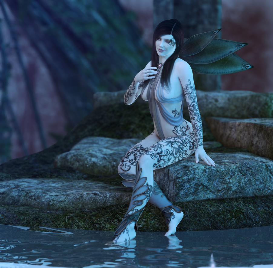 WaterFairy by vaitel