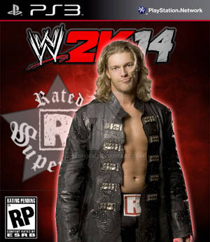 WWE 2k14 Cover Contest EDGE Entry