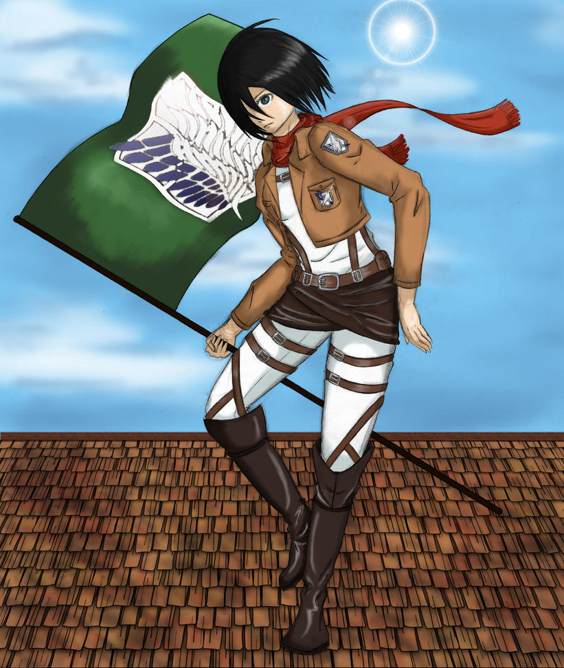 [Attack On Titan] Wings Of Freedom By Clarika83 On DeviantART