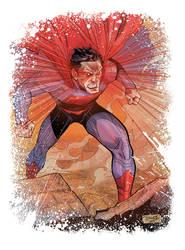 Superman ! by DiegoOlortegui