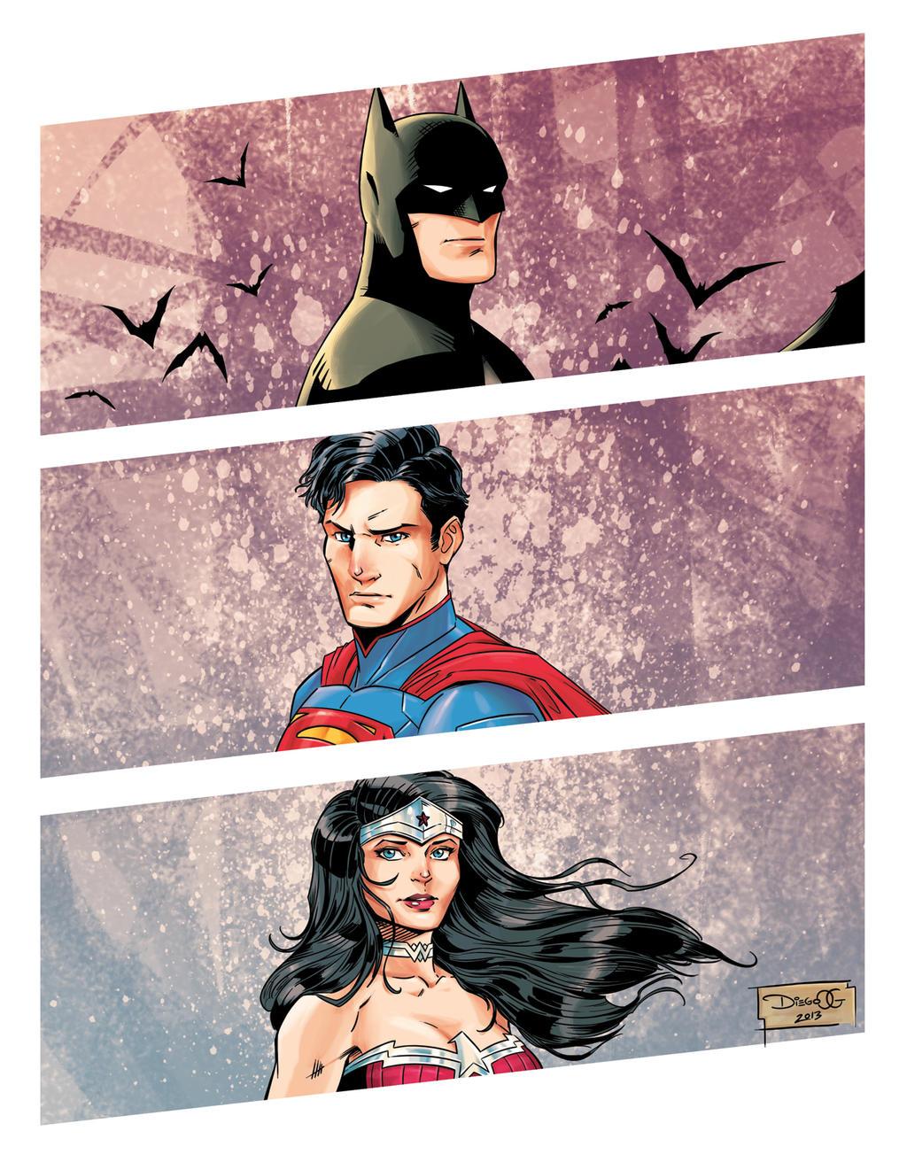 Trinity by DiegoOlortegui