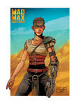 MAD MAX FURY ROAD - Imperator Furiosa