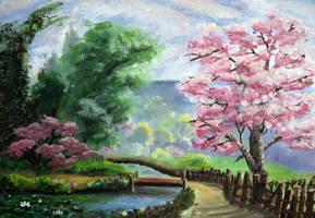 Spring Day by farbwirbel