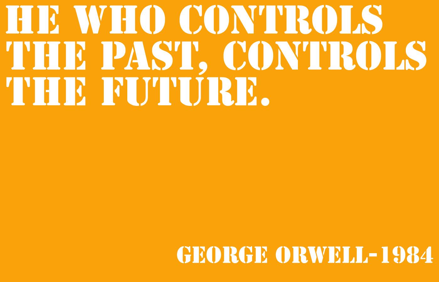 Orwell Number II by SimBbArt