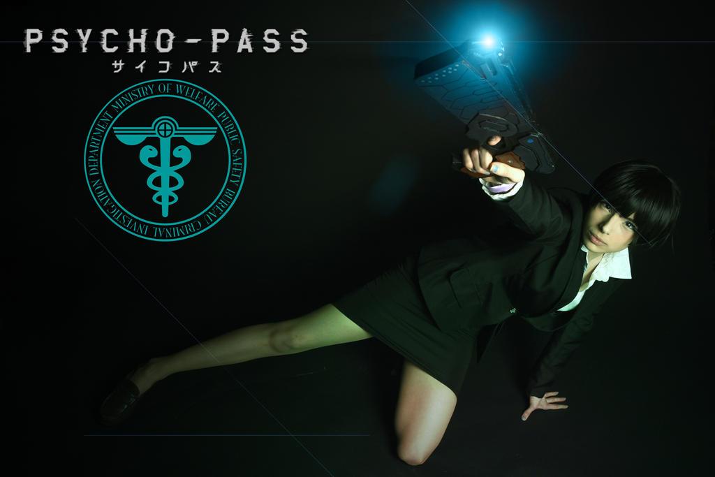 Akane Tsunemori (Psycho-Pass) by socksyy
