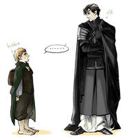 The Hobbit: An Unexpected Journey...? by oirbmeamu