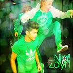 Niall and Zayn / Majus