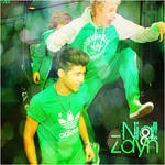 Niall and Zayn / Majus