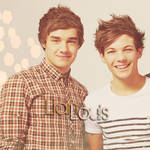 Liam y Louis / Majus