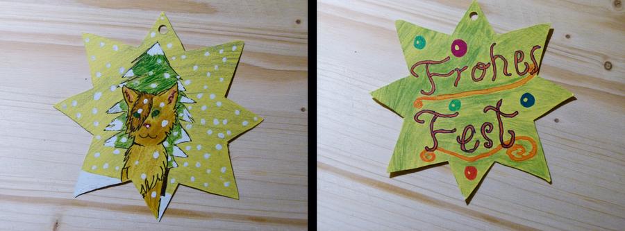 My Christmas Star :DD by OoRose
