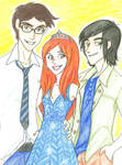 Lily Luna Party: James and Al