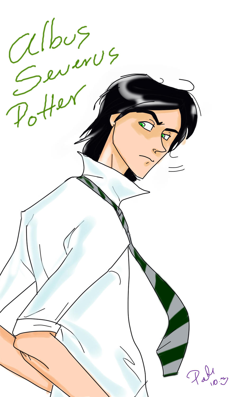 Al Potter by Minos336