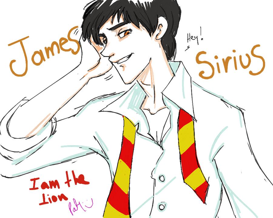 James Sirius Da Muro by Minos336 on DeviantArt