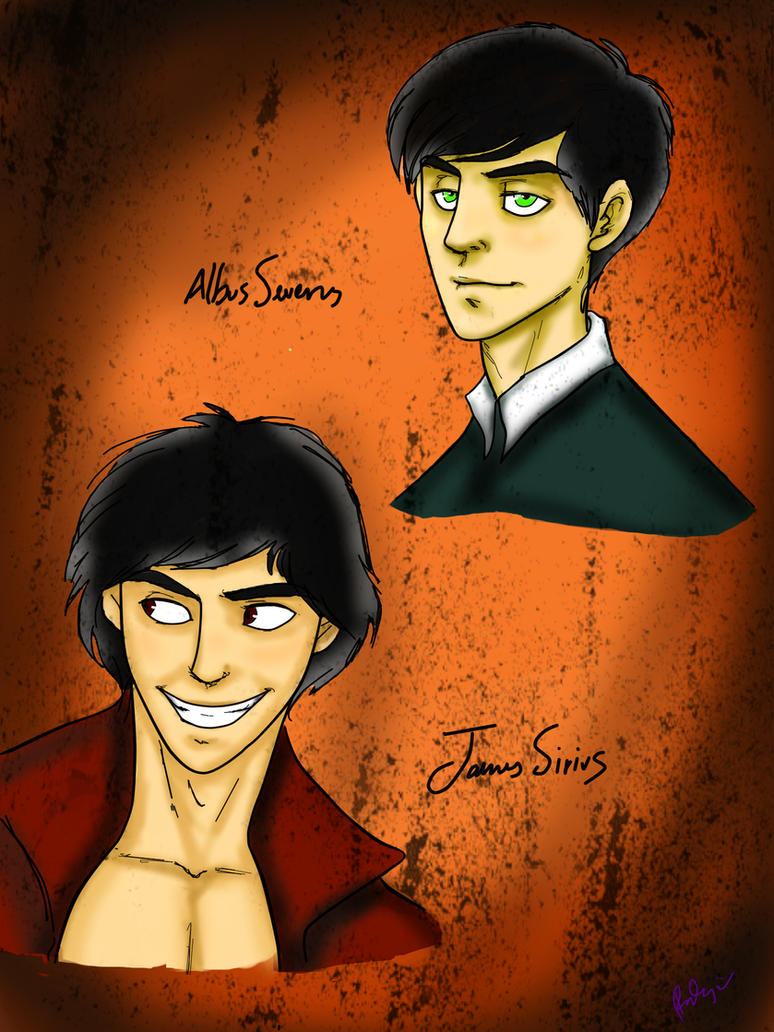Al and James by Minos336
