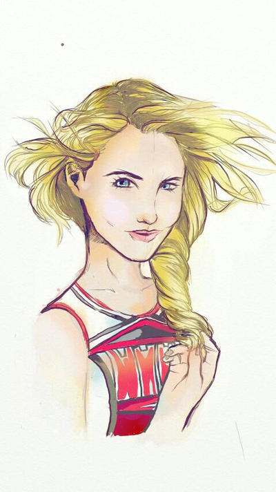 Quinn Fabray by Kiresoup