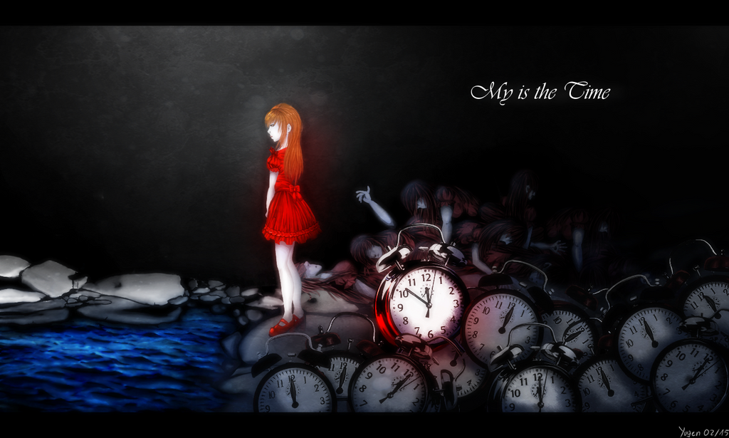 My is the Time by MT-chan