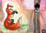 The Tea Fox