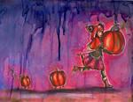 Pumpkin Run!!