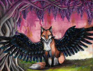 The Winged Fox