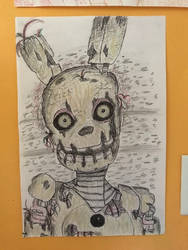 Springtrap by SuperSoapsie