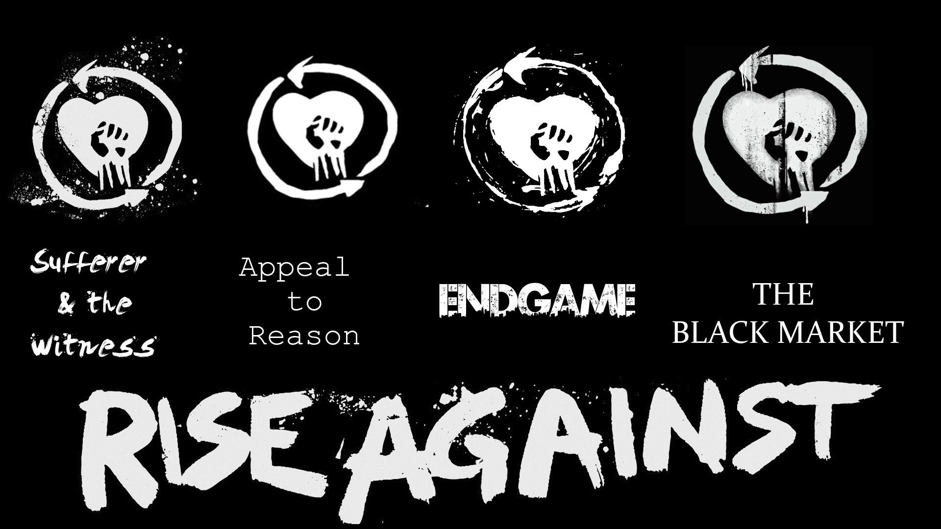 Rise Against Heartfist Evolution Reverse By Iamdavidguy