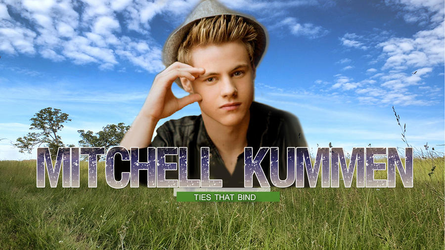 Mitchell Kummen Wallpaper by marcielucas on DeviantArt