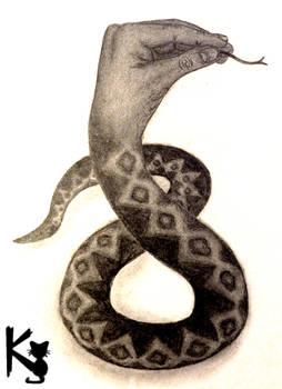 Lets snake hands