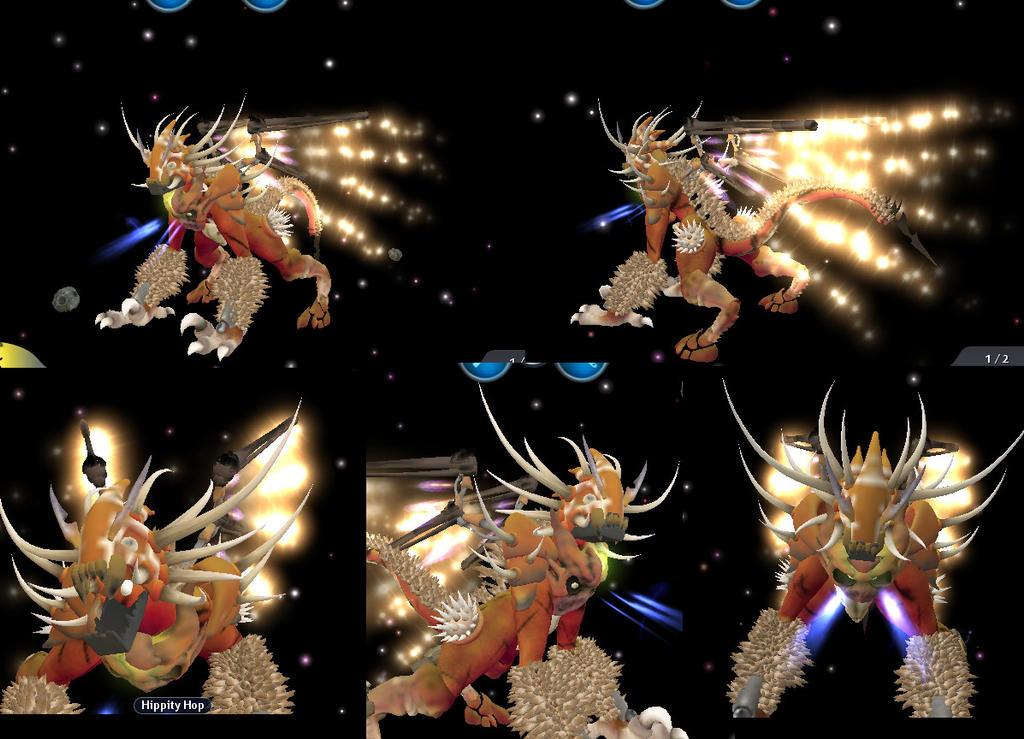 Neodragoon spore by breathofnightmare on deviantart - Spore galactic adventures wallpaper ...