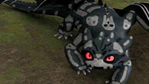 Voodoo The Night Fury