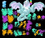 Jellybats (semi-open species)