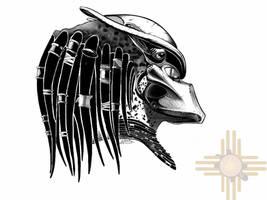 Predator black n'white