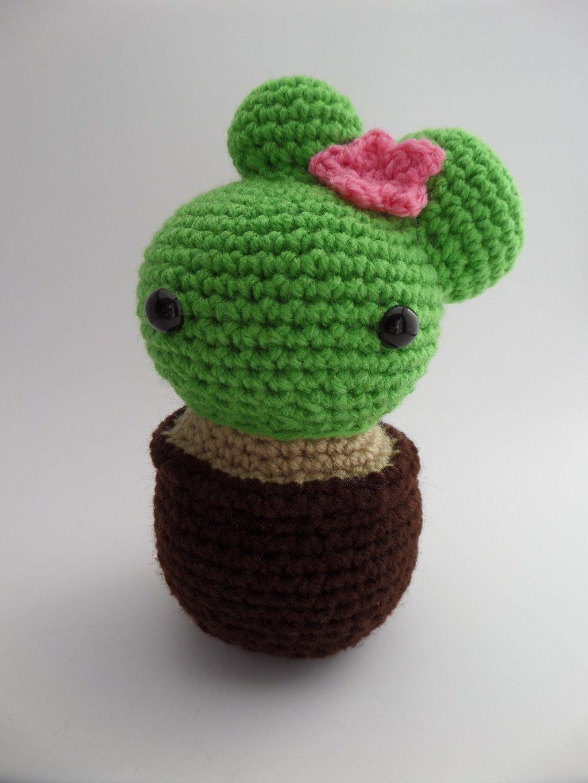Amigurumi Cactus by akane0 on DeviantArt
