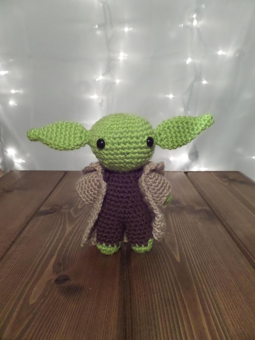 Baby Yoda Inspired Amigurumi (Free Crochet Pattern) - Sweet ...   1366x1024
