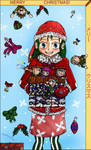 Merry Christmas 2014! by Markazectus