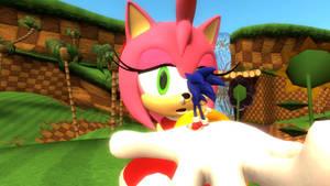 Shrunken Sonic