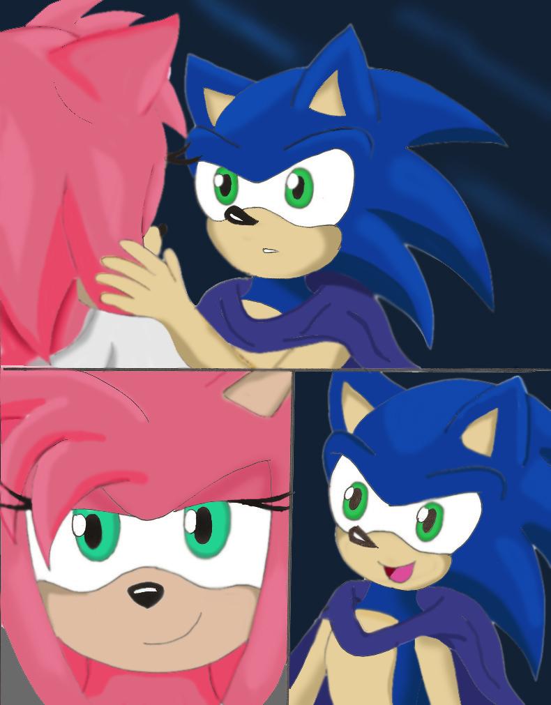 Sega amy rose1 - 1 7