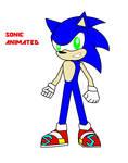 Sonic (TFA style)