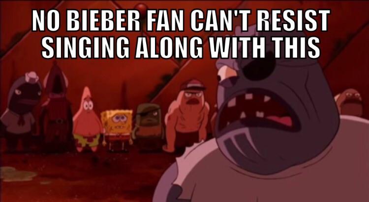 Bieber Chat Room