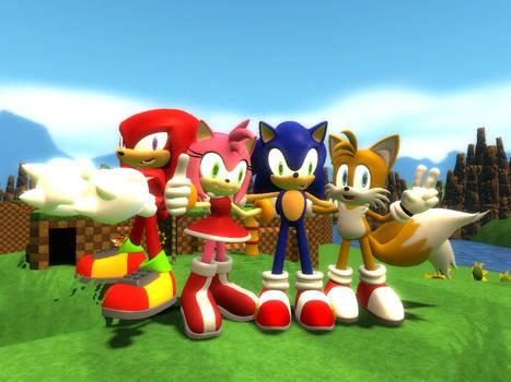 Sonic sequel announced