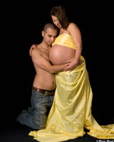 Maria and Pato - Pregnant 2 by mistero