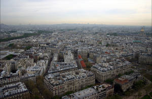 A nice view of Paris by mistero