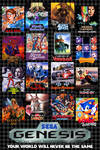 Sega Genesis - Your World Will Never be the Same