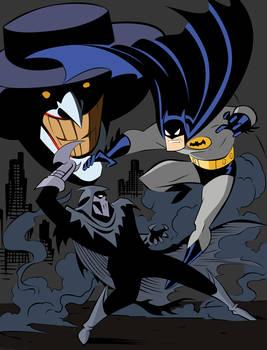 Batman - The Animated Series - Mask of Phantasm