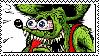 Rat Fink Stamp by Dead-Opera-Star