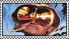 Fear and Loathing In Las Vegas Stamp by Dead-Opera-Star
