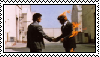 Wish You Were Here Stamp by CoyChimera