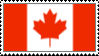 Canada stamp by Legallariederike
