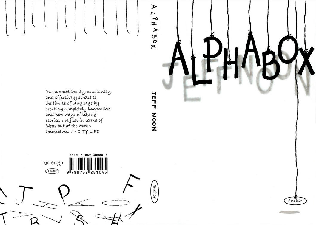 Alphabox Book Cover by hebazAtion